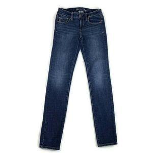 American Eagle Jeans Skinny Super Stretch 2 Reg
